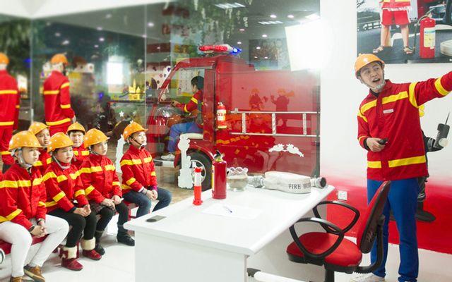 Khu Vui Chơi Giáo Dục Trẻ Em VinKE - Times City ở Hà Nội