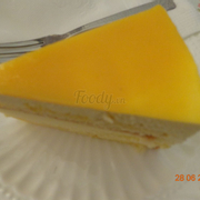 Cheese cake chanh dây 60k/miếng