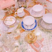 Set trà 3 người 170k