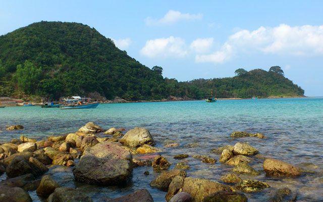 Quần Đảo Nam Du ở Kiên Giang