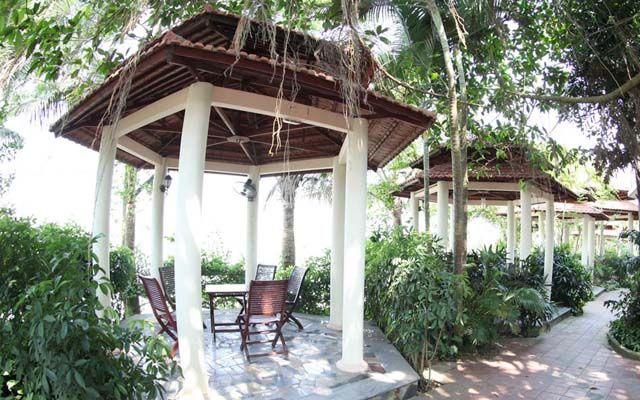 Sông Hồng Resort Cafe - Lam Sơn ở Vĩnh Phúc