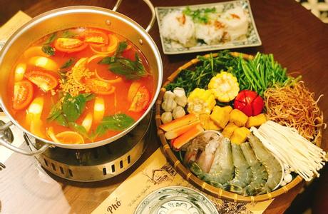 Thu Phố - Vietnamese Cuisine