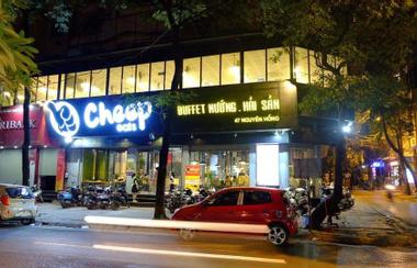 Cheep Eats - Buffet Nướng & Hải Sản - Nguyên Hồng