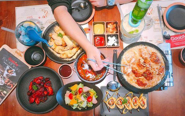 Goobne Chicken - Gà Nướng Lò Hàn Quốc