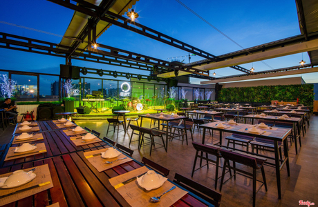 Eclipse Restaurant - SC VivoCity