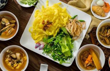 Mì Quảng Bếp Tâm - Đặc Sản Ba Miền - Trần Duy Hưng