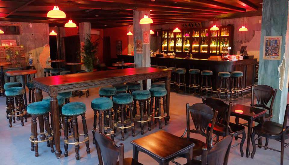 Apt852 Bar ở Quận 1, TP. HCM | Foody.vn