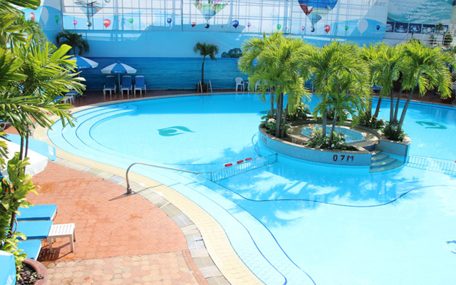 Lan Anh Club - Hồ Bơi