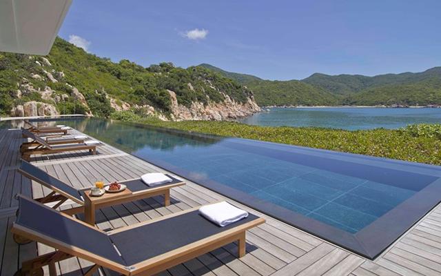 Amanoi Resorts - Vịnh Vĩnh Hy ở Ninh Thuận