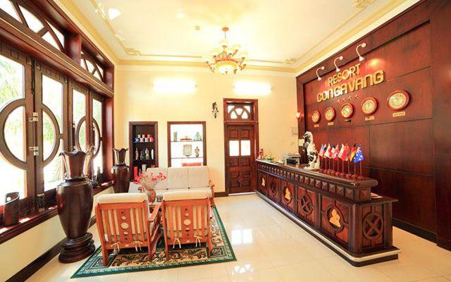 Con Gà Vàng - Gold Roster Resort ở Ninh Thuận