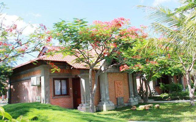 Bàu Trúc - Đen Giòn Resort ở Ninh Thuận