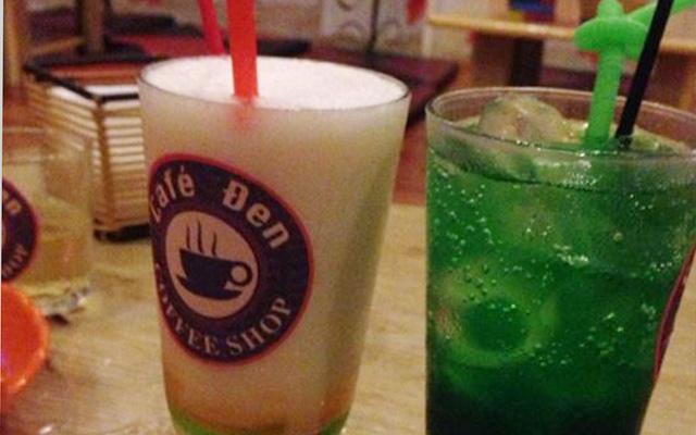 Đen Cafe - Lê Hồng Phong ở Nam Định