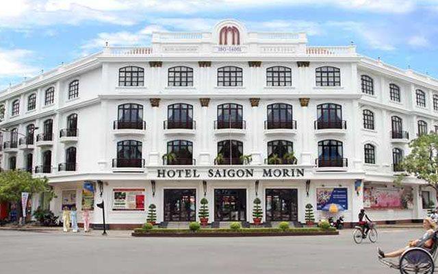 Saigon Morin Hotel - Lê Lợi ở Huế