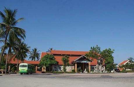Làng Cò Resort - Stork Village