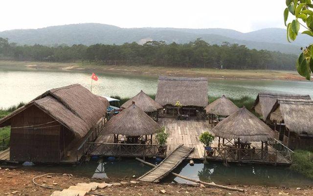 Quán Đá Tiên ở Lâm Đồng