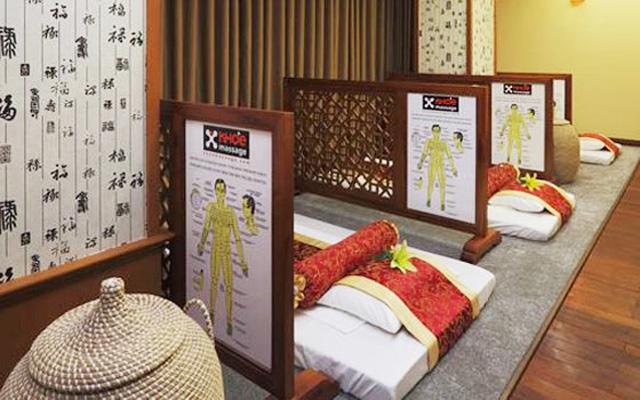 Khỏe Massage - Bùi Thị Xuân ở TP. HCM