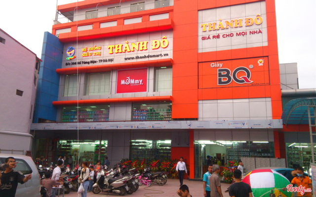 Siêu Thị Thành Đô - Hồ Tùng Mậu ở Hà Nội