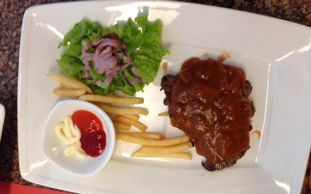 Steakaholic - Bít Tết & Cafe