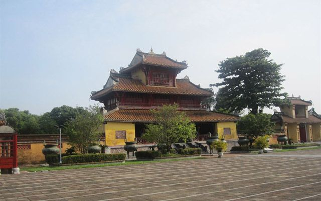 Đại Nội - Hoàng Thành Huế ở Huế