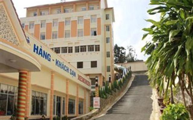 Nhà Hàng Khách Sạn Memories ở Lâm Đồng