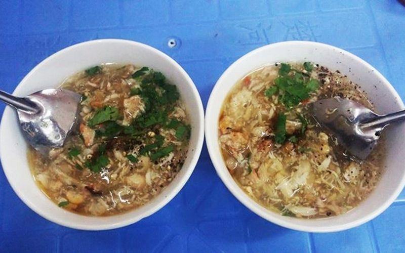 Súp Cua Hạnh - Đinh Tiên Hoàng