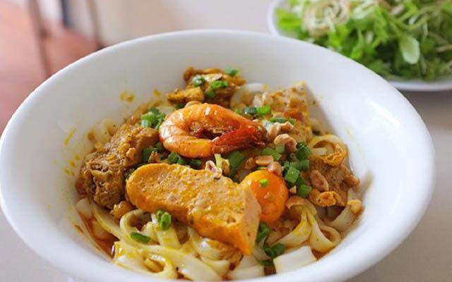 Mì Quảng 3 Anh Em - Nguyễn Thị Thập