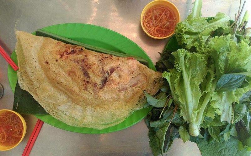 Bánh Xèo & Bánh Khọt Bà Hai - Lê Văn Linh