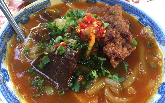 Bánh Canh Cua - Nguyễn Công Trứ