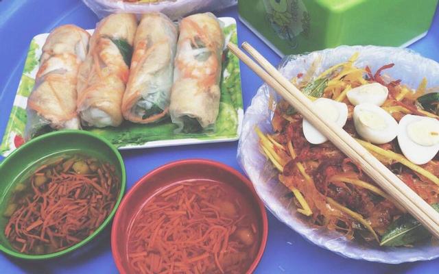 Bánh Tráng Trộn - Yết Kiêu ở Hà Nội
