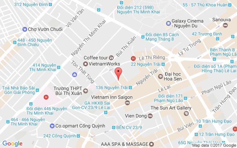 Bản đồ - Sushi & BBQ Miya