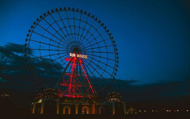 Sun Wheel - Vòng Quay Mặt Trời Đà Nẵng ở Đà Nẵng