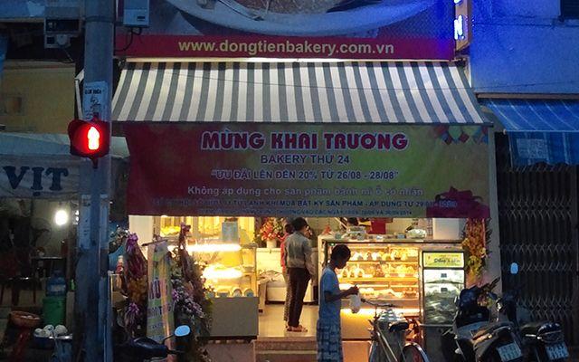 Đồng Tiến Bakery - Miếu Bông ở Đà Nẵng