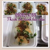 Thạch Chè - Bánh Bèo Chén