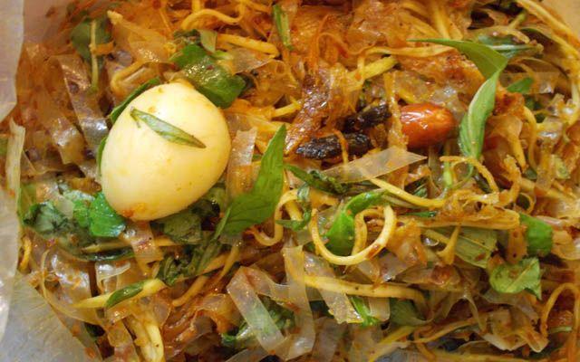 Bánh Tráng Trộn - Nguyễn Xuân Khoát