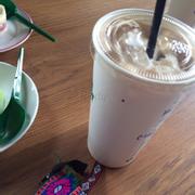 Green tea latte (L) 45k