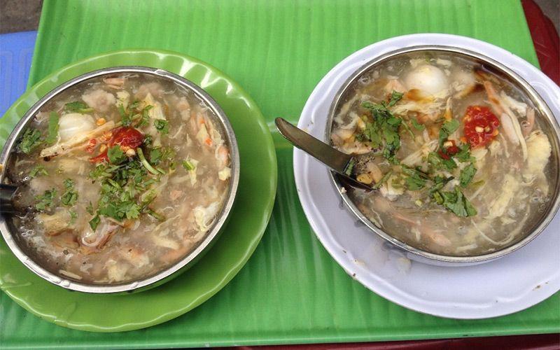 Súp Cua Thùy - Nguyễn Thông