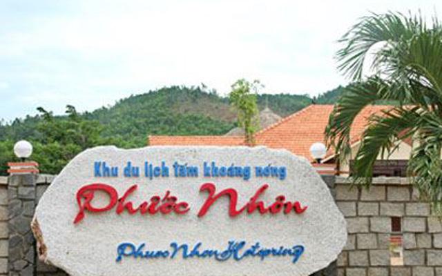 Phước Nhơn - Tắm khoáng Nóng ở Đà Nẵng