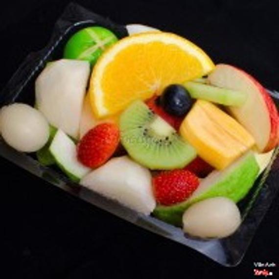 Trái cây hộp thập cẩm nhỏ (400g)