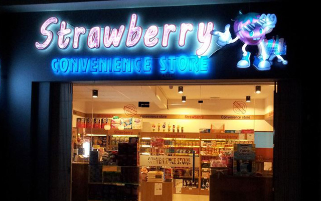 Strawberry Convenience Store ở TP. HCM