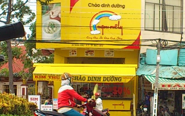 Ngon Mê Ly - Cháo Dinh Dưỡng - Trần Phú ở Bạc Liêu