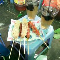 Khu Ăn Vặt - Chợ Phùng Khoang