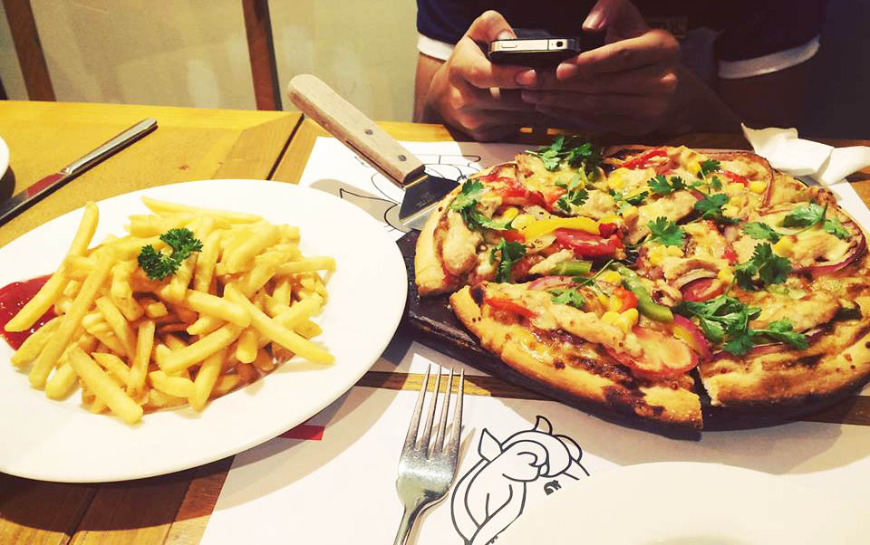 ZPizza - Xã Đàn
