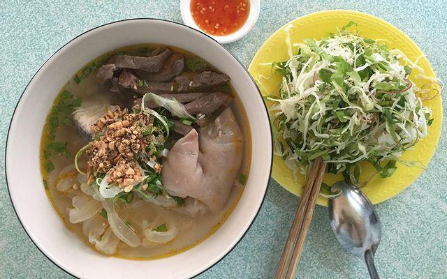 79 Nha Trang Quán - Bún Chả Cá & Bún Sứa ở Vũng Tàu