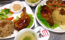 Nấm Việt Hà Thành - Cơm Đùi Gà Nấm - Lò Đúc