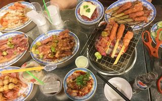 Panda BBQ 2 - Xiên Nướng Đồng Giá 5000