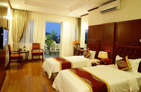 Hanoi Graceful Hotel - Hàng Phèn