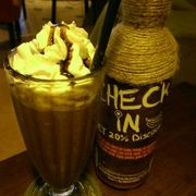 35k choco ice blended