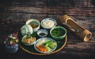 Nhà Hàng Cốm Mộc - Món Ngon Hà Nội - Nguyễn Trãi