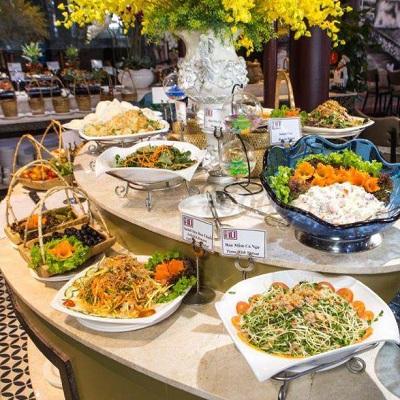 Nhà hàng buffet ngon chất lượng ở Đà Nẵng