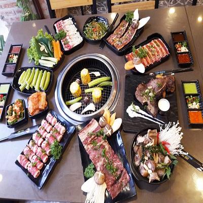 Top nhà hàng Hàn Quốc ngon được yêu thích nhất